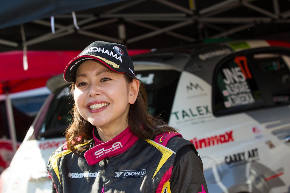 圭 rally project 全日本ラリー選手権2017 参戦レポート