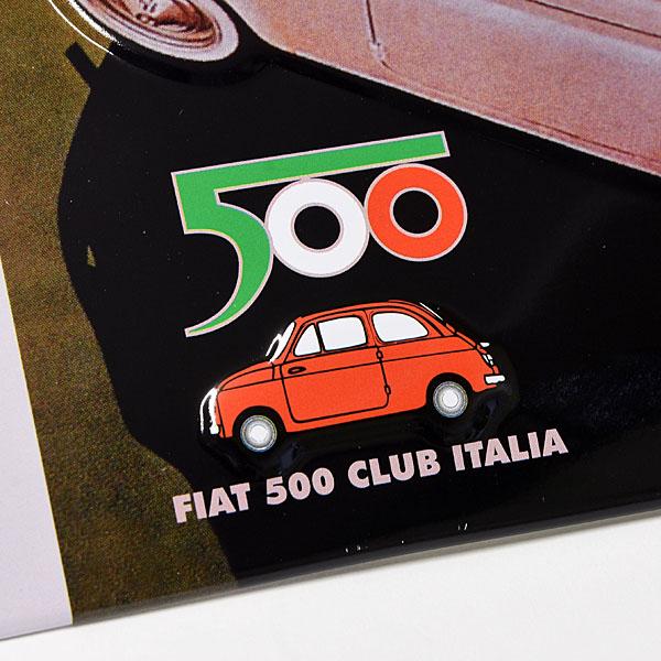 フィアット500 クラブイタリア インターナショルミーティング見学ツアー